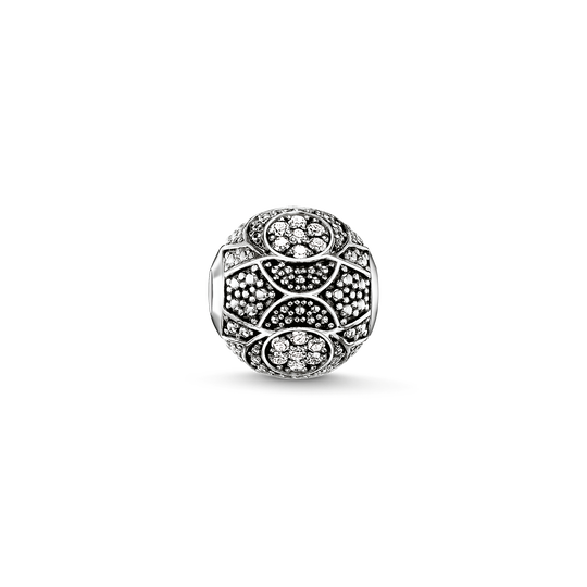 Bead diamond crush from the Karma Beads collection in the THOMAS SABO online store