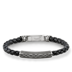 bracelet Love knot from the Rebel at heart collection in the THOMAS SABO online store