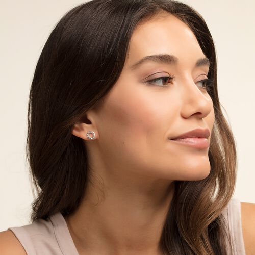 "ear studs ""Circles TOGETHER"" from the Glam & Soul collection in the THOMAS SABO online store"