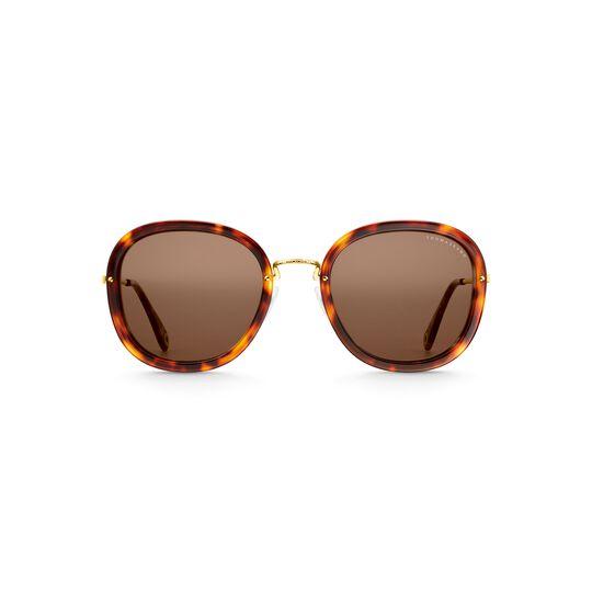 Solglasögon Mia kvadratiska havanna ur kollektionen  i THOMAS SABO:s onlineshop