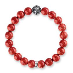 """bracelet """"Ethnic Red"""" from the Glam & Soul collection in the THOMAS SABO online store"""