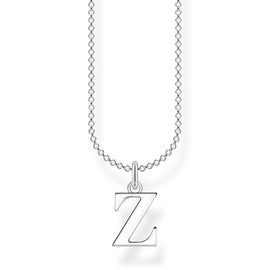 Necklace letter Z from the Charming Collection collection in the THOMAS SABO online store