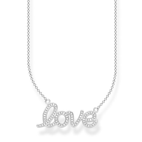 """necklace """"love"""" from the Glam & Soul collection in the THOMAS SABO online store"""