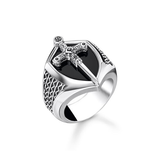 Ring sword silver from the  collection in the THOMAS SABO online store