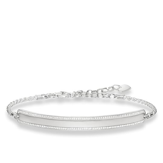 bracelet pavé from the Love Bridge collection in the THOMAS SABO online store