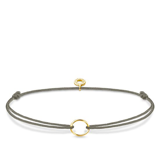 """Charm bracelet """"Little Secret circle"""" from the  collection in the THOMAS SABO online store"""