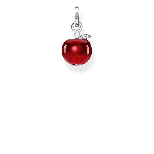 Pendant apple red from the Glam & Soul collection in the THOMAS SABO online store