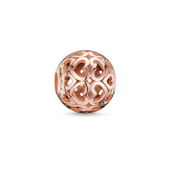 """Bead """"cuori"""" from the Karma Beads collection in the THOMAS SABO online store"""