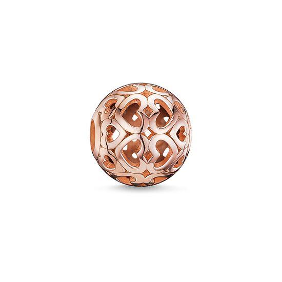 """Bead """"Herzen"""" aus der Karma Beads Kollektion im Online Shop von THOMAS SABO"""