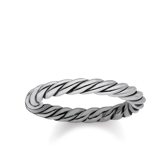 ring cord optics from the Rebel at heart collection in the THOMAS SABO online store