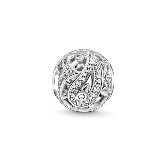 """Bead """"paisley design"""" from the Karma Beads collection in the THOMAS SABO online store"""