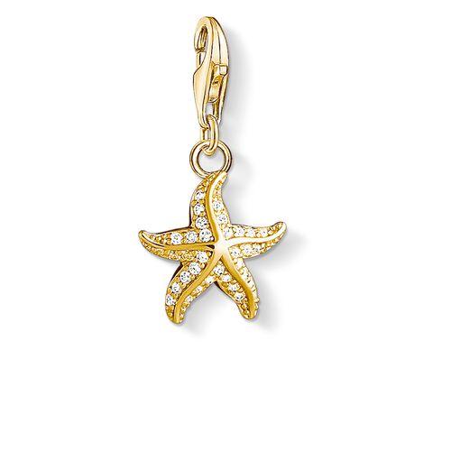 """pendentif Charm """"étoile de mer"""" de la collection  dans la boutique en ligne de THOMAS SABO"""
