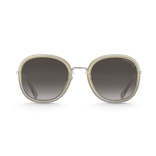 Sunglasses Mia gold square from the  collection in the THOMAS SABO online store