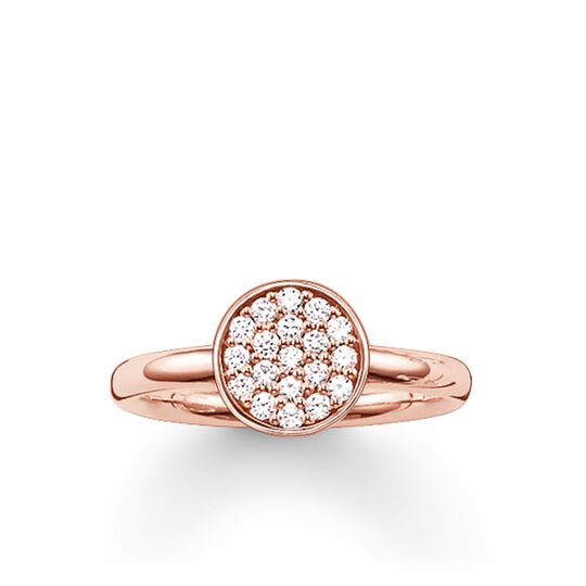 Ring Sparkling Circles from the Glam & Soul collection in the THOMAS SABO online store