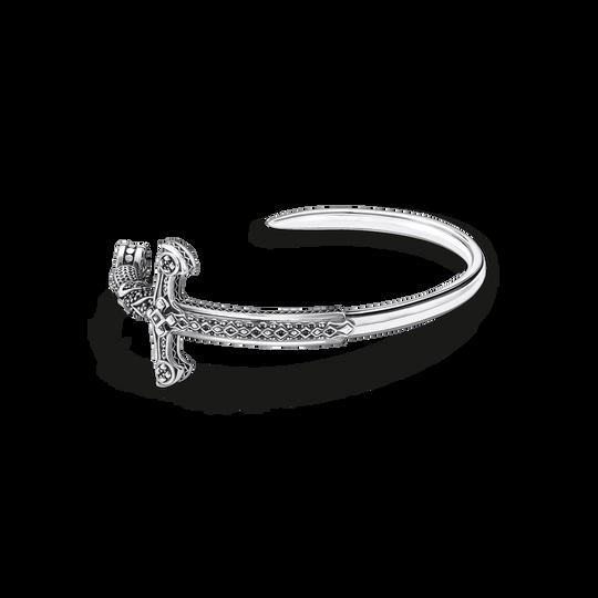 Bracelet jonc épée de la collection Rebel at heart dans la boutique en ligne de THOMAS SABO