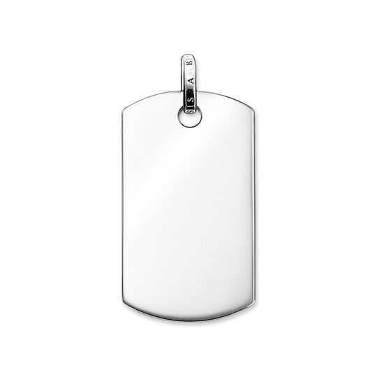 pendant classic from the  collection in the THOMAS SABO online store