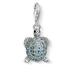 """Charm pendant """"tortoise"""" from the  collection in the THOMAS SABO online store"""
