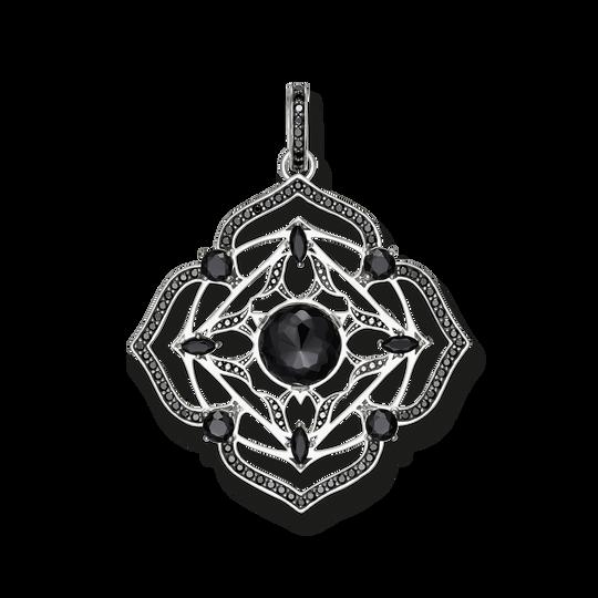 colgante Chakra raíz negro de la colección Chakras en la tienda online de THOMAS SABO