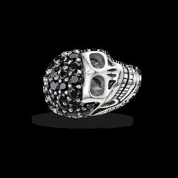 """Bead """"calavera con pavé"""" de la colección Karma Beads en la tienda online de THOMAS SABO"""