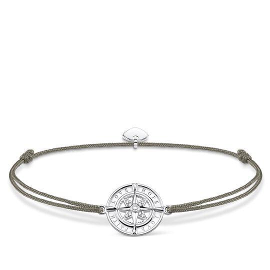 pulsera Little Secret brújula fe, amor, esperanza de la colección Glam & Soul en la tienda online de THOMAS SABO