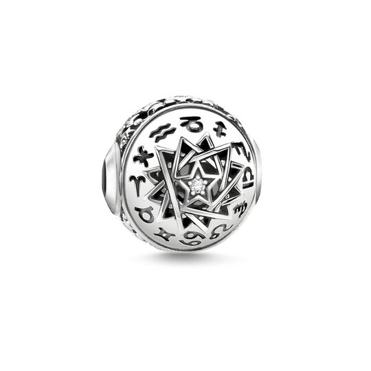 Bead zodiac signs from the Karma Beads collection in the THOMAS SABO online store