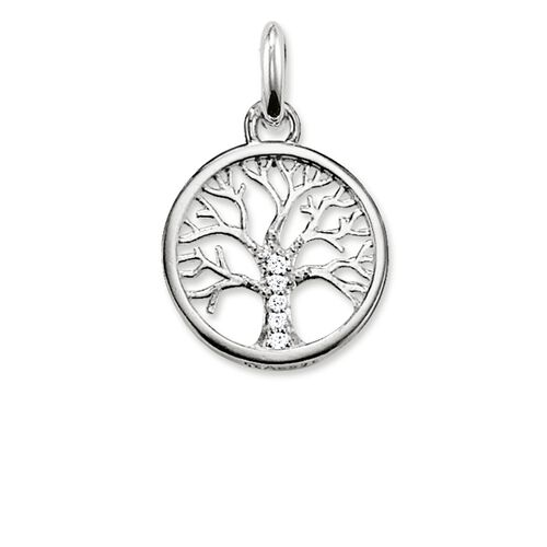 """pendant """"tree"""" from the Karma Beads collection in the THOMAS SABO online store"""