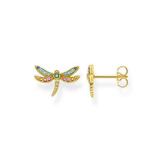 clous d'oreilles libellule de la collection  dans la boutique en ligne de THOMAS SABO