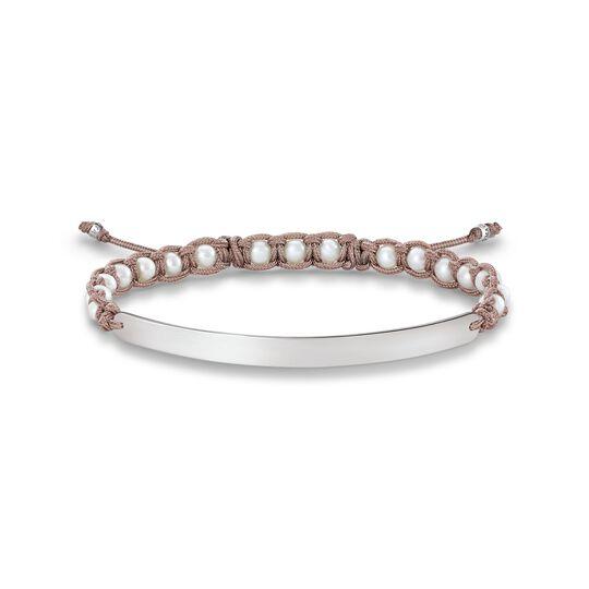 bracelet blanc de la collection  dans la boutique en ligne de THOMAS SABO