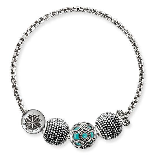 """pulsera """"Kathmandu"""" de la colección Karma Beads en la tienda online de THOMAS SABO"""