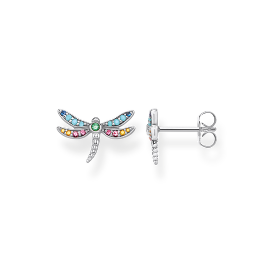 ear studs dragonfly from the Glam & Soul collection in the THOMAS SABO online store