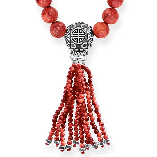 power necklace red from the Glam & Soul collection in the THOMAS SABO online store