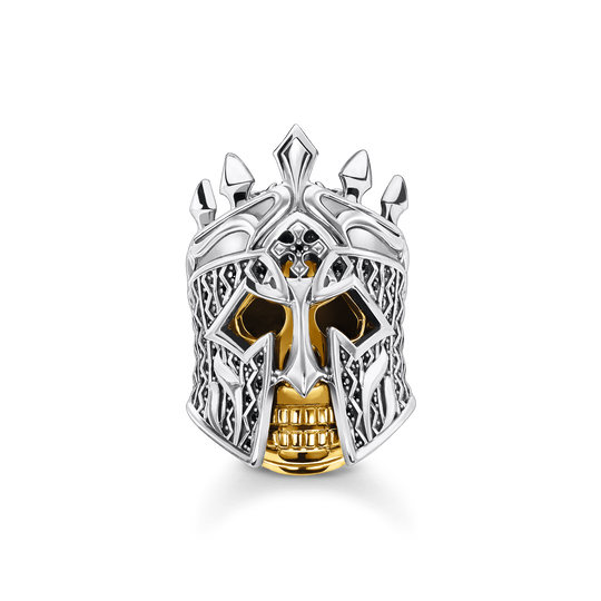 Ring skull knight from the Rebel at heart collection in the THOMAS SABO online store