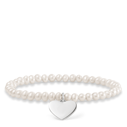 "bracelet ""cœur"" de la collection Love Bridge dans la boutique en ligne de THOMAS SABO"