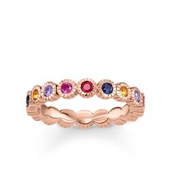 ring royalty colourfull stones from the Glam & Soul collection in the THOMAS SABO online store