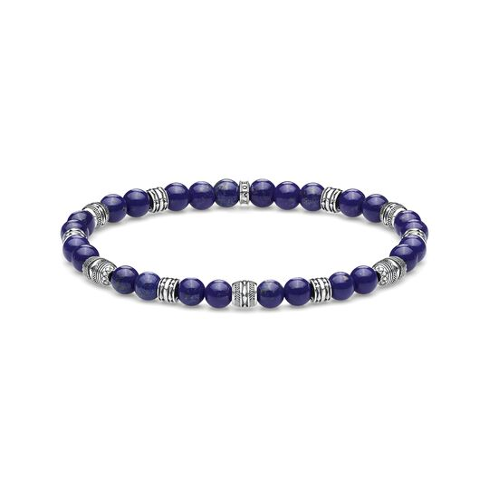 bracelet Lucky charm, blue from the  collection in the THOMAS SABO online store