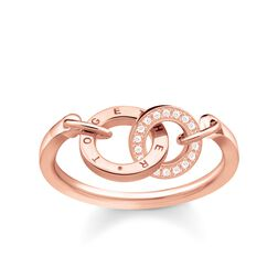 "Ring ""TOGETHER"" aus der Glam & Soul Kollektion im Online Shop von THOMAS SABO"