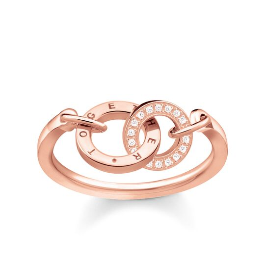 "ring ""Together"" from the Glam & Soul collection in the THOMAS SABO online store"