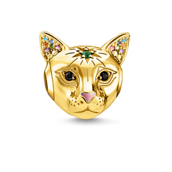 Bead Oro gatto from the Karma Beads collection in the THOMAS SABO online store