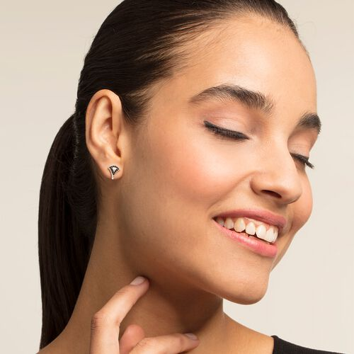 """ear studs """"Asian ornaments"""" from the Glam & Soul collection in the THOMAS SABO online store"""