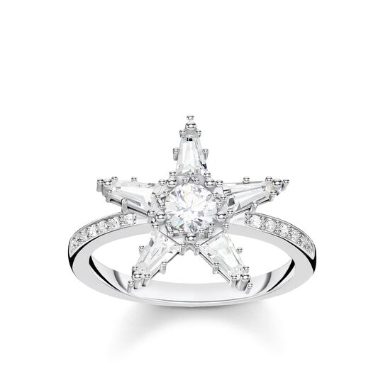 ring Star, large from the Glam & Soul collection in the THOMAS SABO online store