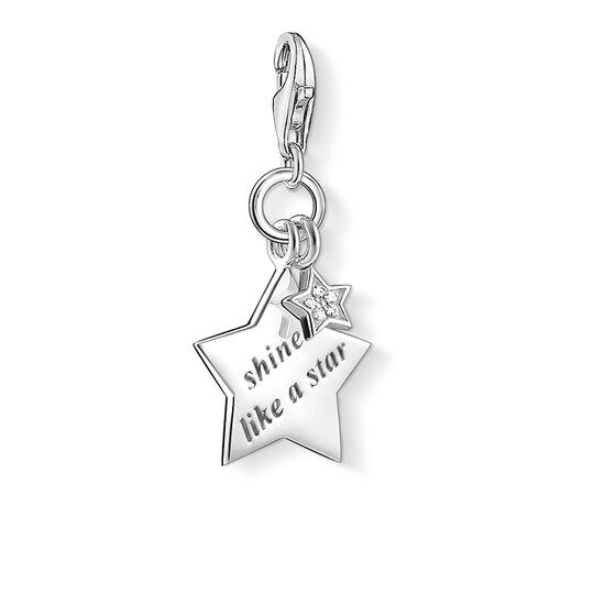 """Charm-Anhänger """"SHINE LIKE A STAR"""" aus der  Kollektion im Online Shop von THOMAS SABO"""