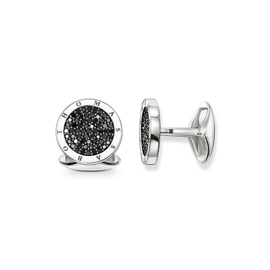 cufflinks Diamond pavé from the  collection in the THOMAS SABO online store