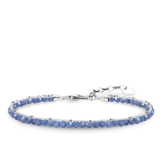 """bracelet """"blue"""" from the Glam & Soul collection in the THOMAS SABO online store"""