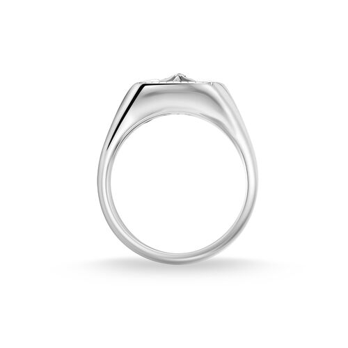 """ring """"Vintage Star"""" from the Rebel at heart collection in the THOMAS SABO online store"""