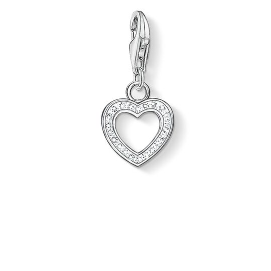 ciondolo Charm cuore from the  collection in the THOMAS SABO online store