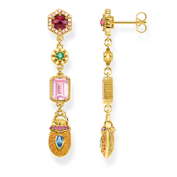 earrings scarab from the Glam & Soul collection in the THOMAS SABO online store