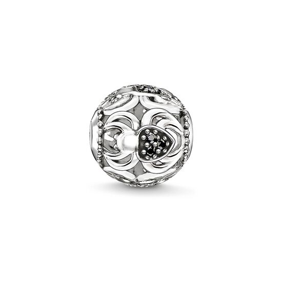 "Bead ""black spider"" from the Karma Beads collection in the THOMAS SABO online store"