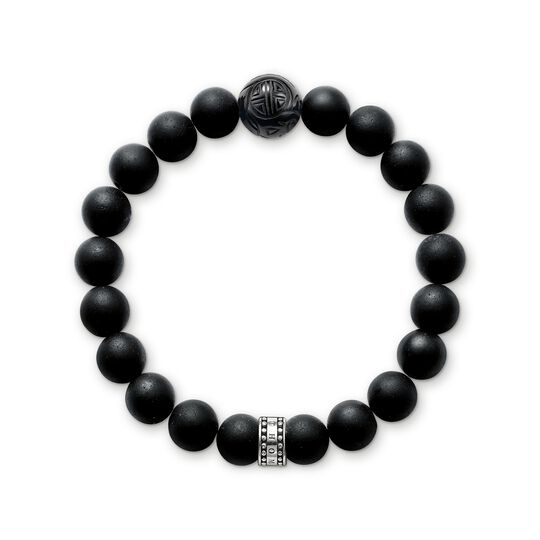 bracelet obsidienne de la collection  dans la boutique en ligne de THOMAS SABO