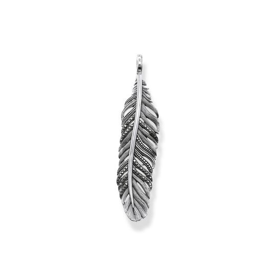 pendant feather from the  collection in the THOMAS SABO online store