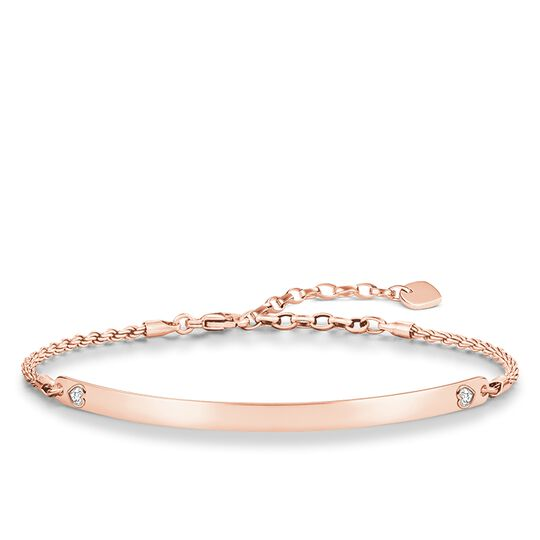 bracelet heart from the Love Bridge collection in the THOMAS SABO online store
